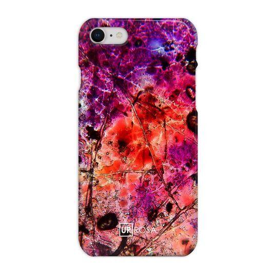 iPhone8 ケース UPROSA 背面ケース Magma iPhone 8_0