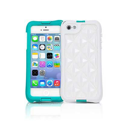 iPhone SE/5s/5 ケース aXtion Go  iPhone SE/5s/5 (Turquoise)_0