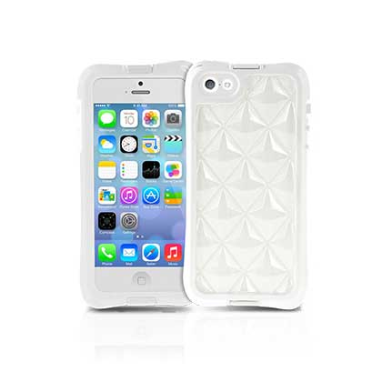 iPhone SE/5s/5 ケース aXtion Go  iPhone SE/5s/5 (White)_0