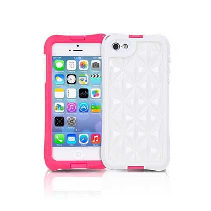 iPhone SE/5s/5 ケース aXtion Go  iPhone SE/5s/5 (Fuchsia Pink)_0