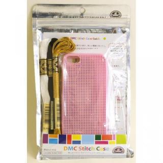 【iPhone SE/5s/5ケース】【50%OFF】刺しゅうができるステッチケース Rose iPhone SE/5s/5ケース