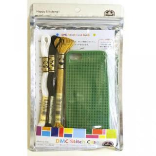 【iPhone SE/5s/5ケース】刺しゅうができるステッチケース Vert iPhone SE/5s/5ケース