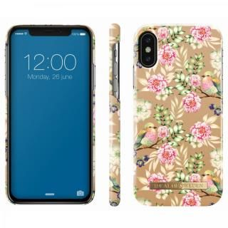 iPhone X ケース iDeal of Sweden ケース Champagne Birds iPhone X