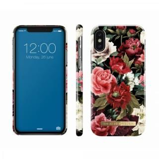 iPhone X ケース iDeal of Sweden ケース Antique Roses iPhone X