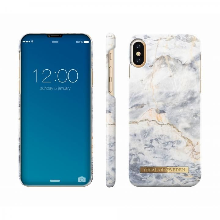 iPhone X ケース iDeal of Sweden ケース Ocean Marble iPhone X_0