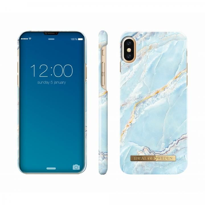 iPhone X ケース iDeal of Sweden ケース Island Paradise Marble iPhone X_0