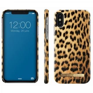 iDEAL OF SWEDEN ケース Wild Leopard iPhone X