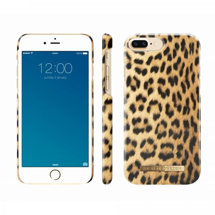 【iPhone8 Plus/7 Plusケース】iDeal of Sweden ケース Wild Leopard iPhone 8 Plus/7 Plus/6s Plus/6 Plus_0