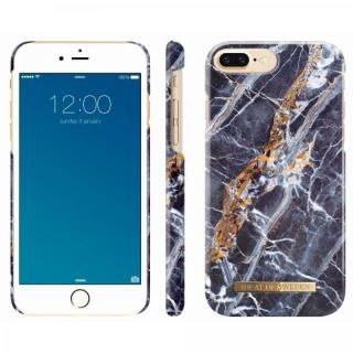 【iPhone8 Plus/7 Plusケース】iDEAL OF SWEDEN ケース Midnight Blue Marble iPhone 8 Plus/7 Plus/6s Plus/6 Plus【10月下旬】