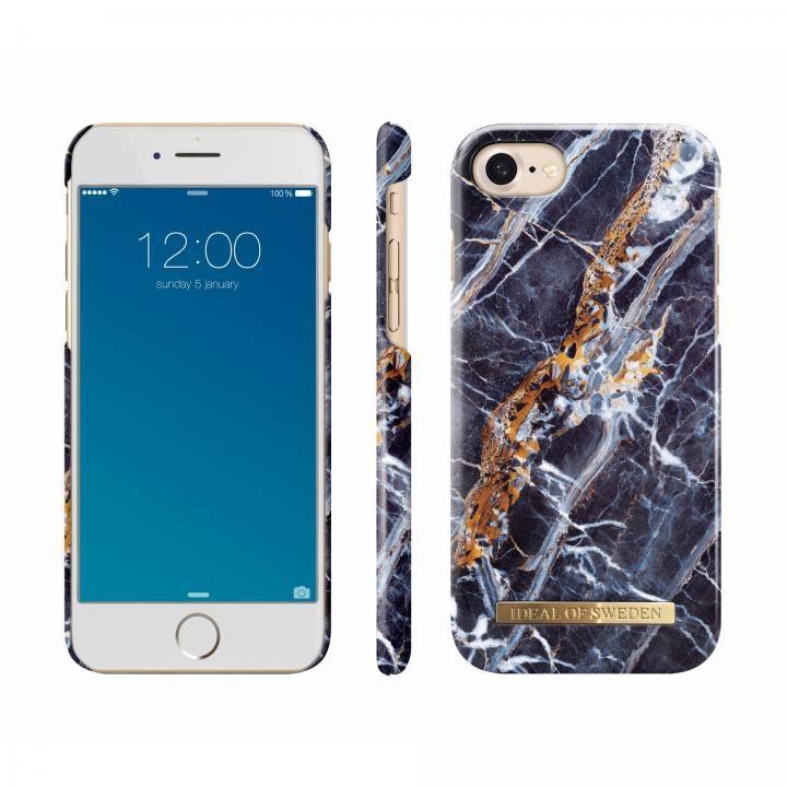 iPhone8/7/6s/6 ケース iDeal of Sweden ケース Midnight Blue Marble iPhone 8/7/6s/6【6月中旬】_0
