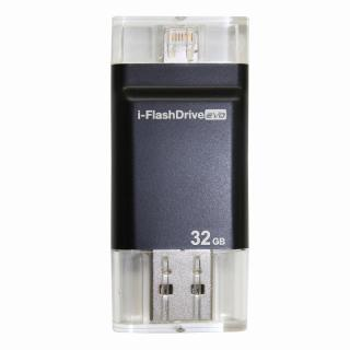 【2月中旬】i-FlashDrive EVO Lightning/USB 32GB