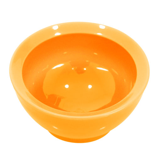 こぼれないお椀 calibowl 8oz Orange_0