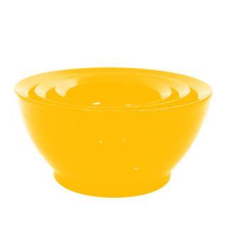 こぼれないお椀 calibowl Mixing Bowl Set Yellow_1