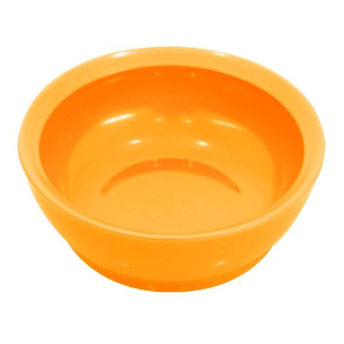 こぼれないお椀 calibowl 12oz Orange_0