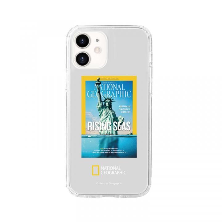 マガジン クリアケース Rising Seas iPhone 12 mini_0