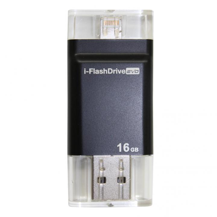 i-FlashDrive EVO Lightning/USB 16GB_0