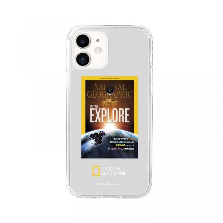 マガジン クリアケース Explore iPhone 12 mini_0