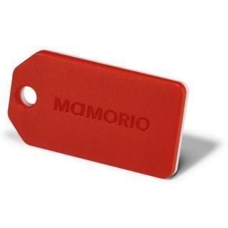 なくすを、なくす 落し物防止タグ MAMORIO レッド