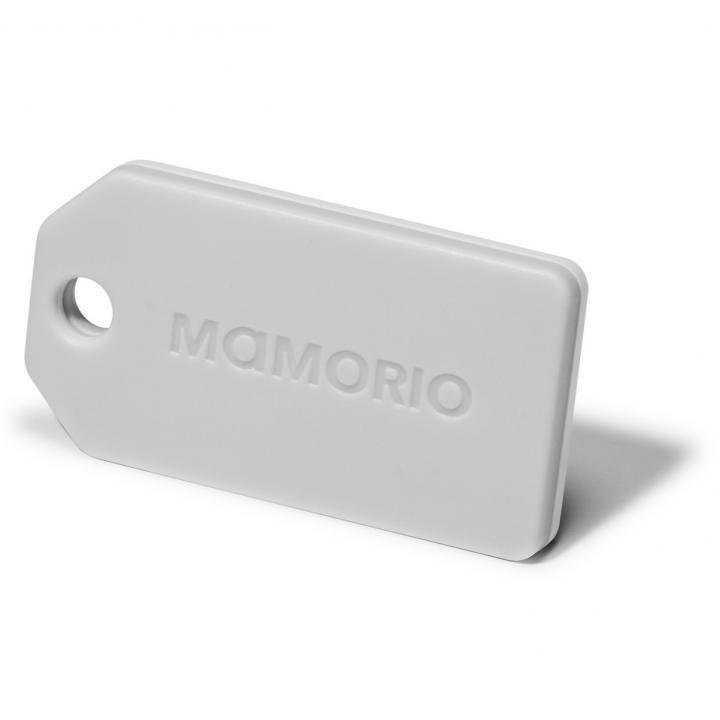 なくすを、なくす 落し物防止タグ MAMORIO グレイ_0