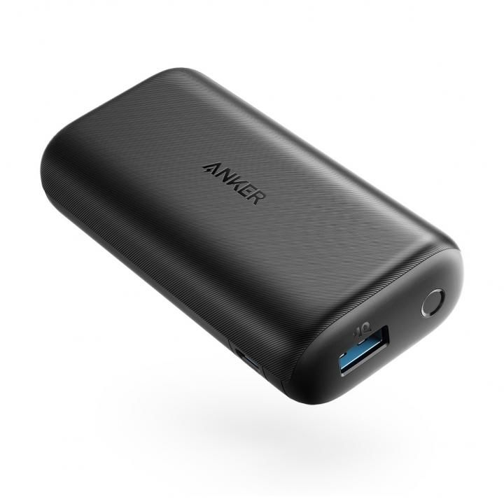 Anker PowerCore 10000 Redux 10000mAh モバイルバッテリー ブラック_0