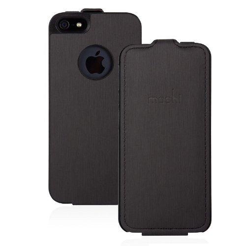 iPhone SE/5s/5 ケース moshi Concerti  iPhone SE/5s/5 メタリック・ブラック_0