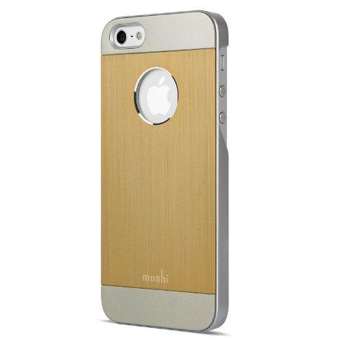 【iPhone SE/5s/5ケース】moshi iGlaze Armour  iPhone SE/5s/5 ブロンズ_0