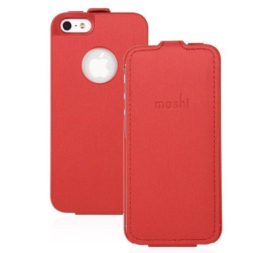 【iPhone SE/5s/5ケース】moshi Concerti  iPhone SE/5s/5 クランベリー・レッド_0