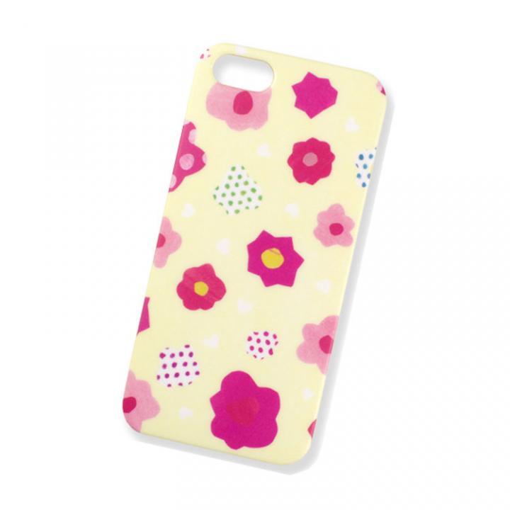 【iPhone SE/5s/5ケース】AIUEO iPhone SE/5s/5 ケース HANA IV_0