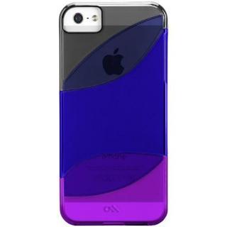 iPhone SE/5s/5 カラウェイズ ケース ブラック/マリンブルー/ヴァイオレット パープル