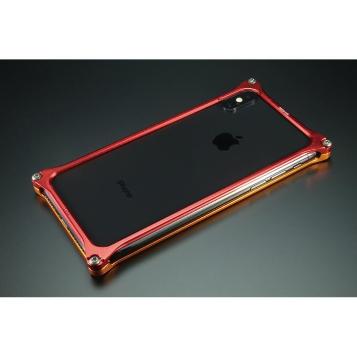 iPhone XS/X ケース RADIO EVA×GILDdesign ソリッドバンパー 2号機 iPhone XS/X_0