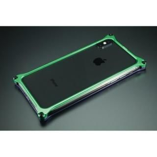 【iPhone X ケース】RADIO EVA×GILDdesign ソリッドバンパー 初号機