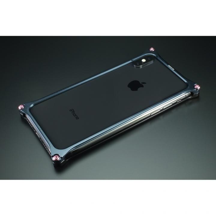 iPhone XS/X ケース RADIO EVA×GILDdesign ソリッドバンパー 渚カヲル iPhone XS/X_0
