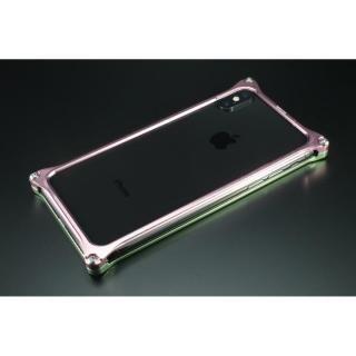 iPhone XS/X ケース RADIO EVA×GILDdesign ソリッドバンパー 真希波マリ iPhone XS/X