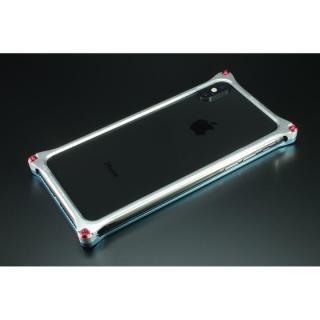 iPhone XS/X ケース RADIO EVA×GILDdesign ソリッドバンパー 綾波レイ iPhone XS/X