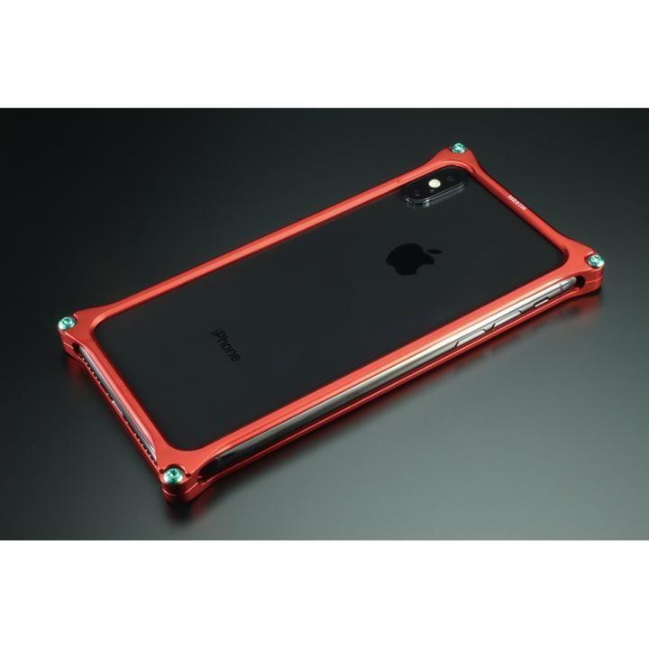 iPhone XS/X ケース RADIO EVA×GILDdesign ソリッドバンパー 式波・アスカ・ラングレー_0