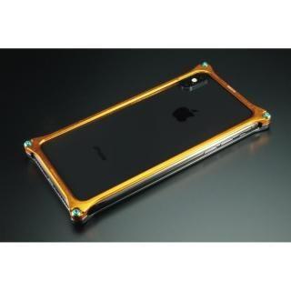 【iPhone X ケース】RADIO EVA×GILDdesign ソリッドバンパー 零号機(EVA-00 PROTO TYPE)