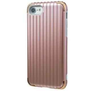 GRAMAS COLORS Rib 2 ハイブリッドケース ローズゴールド iPhone 7