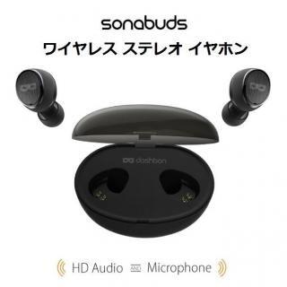 [AppBank先行]完全ワイヤレスイヤホン SonaBuds【3月上旬】