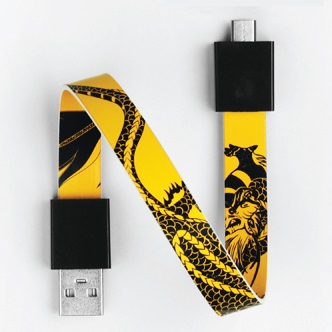 Mohzy Loop USB Cable-Dragon_0