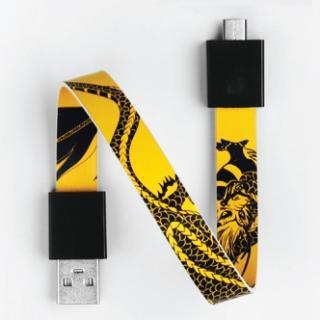 Mohzy Loop USB Cable-Dragon
