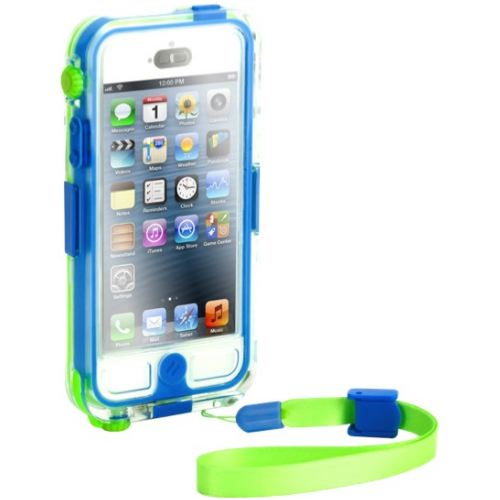 iPhone SE/5s/5 ケース Griffin  Survivor Waterproof + Catalyst iPhone SE/5s/5 ブルー・グリーン_0