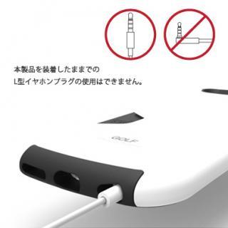 【iPhone6ケース】Golf Original カード収納機能付きケース ホワイト-レッド iPhone 6_4