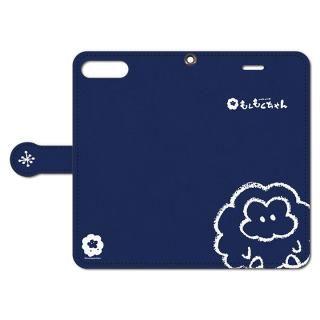 もくもくちゃんの手帳型iPhoneケース 8 Plus/7 Plus用【4月中旬】
