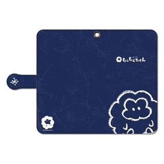 もくもくちゃんの汎用手帳型ケース Lサイズ【4月中旬】