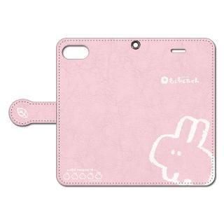 なでなでしてほしいウサギの手帳型iPhoneケース 8/7用【4月中旬】