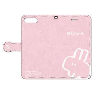 なでなでしてほしいウサギの手帳型iPhoneケース 8 Plus/7 Plus用【4月中旬】