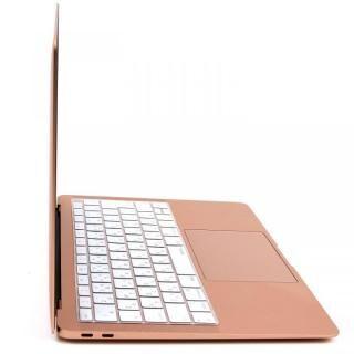 キースキン 2018 MacBook Air 13インチ専用 キーボードカバー ホワイト