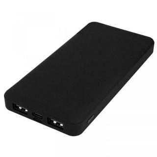 HIDISC 10000mAh モバイルバッテリー USB出力5V 2.4A ブラック【8月下旬】
