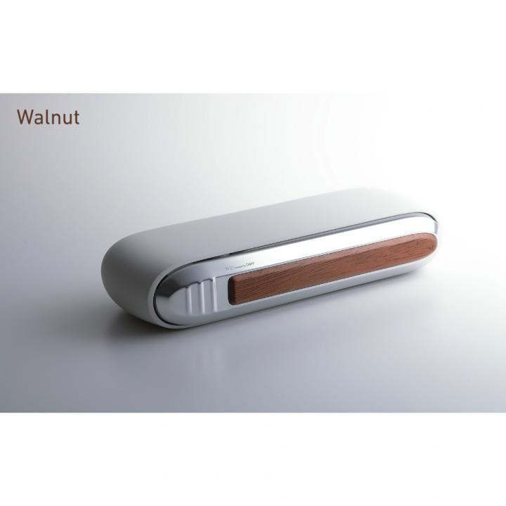WIZ Aluminum Door Cover for iQOS3DUO/iQOS3 ウォールナット_0