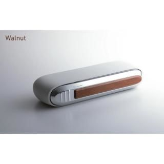 WIZ Aluminum Door Cover for iQOS3DUO/iQOS3 ウォールナット